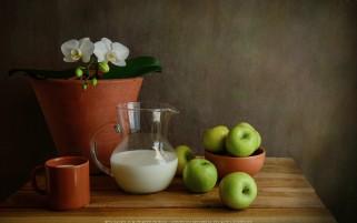 عکس زیبا و کیفیت بالا سیب