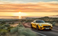 مرسدس بنز 2015-AMG-GT