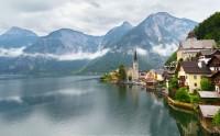 عکس زیبایی روستایی در اتریش