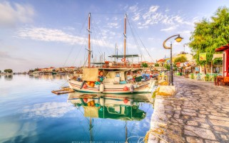 عکس جزیره رامس یونان