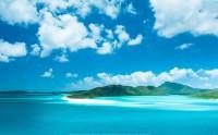 عکس زیبا و رویایی ساحل وایت هاون استرالیا