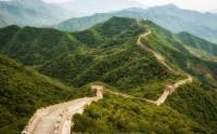 عکس دیوار چین پکن