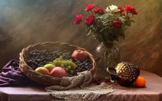 عکس سبد میوه