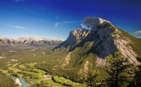 کوه های راندل، کانادا