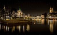 عکس شب زوریخ سویس