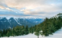 کوه های بنف، آلبرتا، کانادا