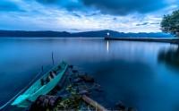 عکس دریاچه تبا، سوماترا،اندونزی
