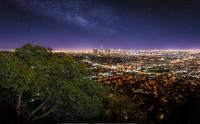شب لوس آنجلس