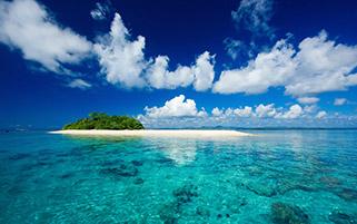 جزیره کوچک