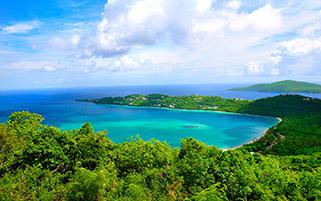 بندر مگنز،جزایر ورجین آمریکا