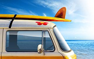 مسافرت تابستانی دلچسب