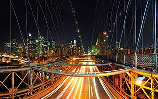 عبور و مرور،نیویورک
