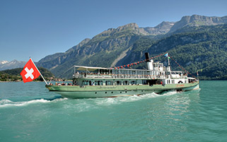 قایق مسافرتی،سوئیس