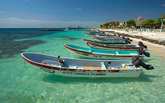 قایق های ماهیگیری،مکزیک