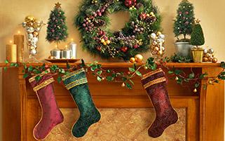 جوراب هایی برای هدیه