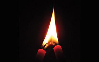 شمع های عاشق
