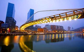 پل زوبیزوری،اسپانیا