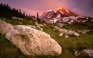 کوه رینر،واشنگتن