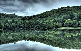 دریاچه تویین