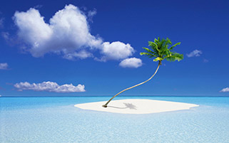 جزیره تعطیلات