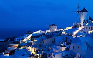 آسیابهای بادی،ایا،یونان