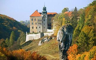 قلعه اسکالا، لهستان