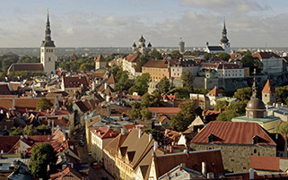 یک شهر،اگزبورگ