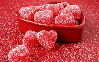 قلب های خوشمزه