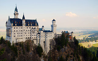 قلعه ای در آلمان