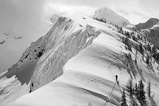 کوه های پارسل،کانادا