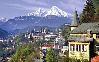 برتسگارتن، آلمان