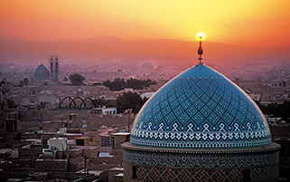 مسجد جامع،یزد،ایران