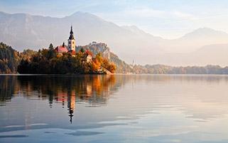 دریاچه بلد،اسلوونی