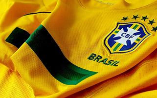 پیراهن تیم ملی برزیل