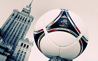 توپ فوتبال جام ملت های اروپا