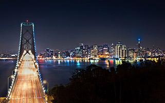 عبور،سان فرانسیسکو