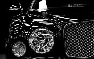 اتومبیل بنتلی