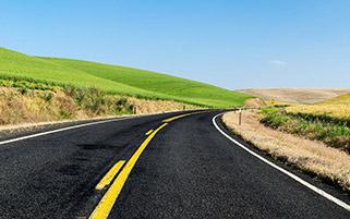 جاده ای برای سفر