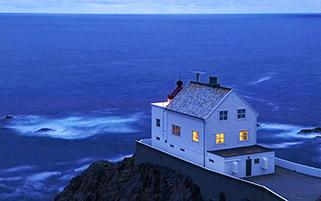 ایستگاه هواشناسی،نروژ
