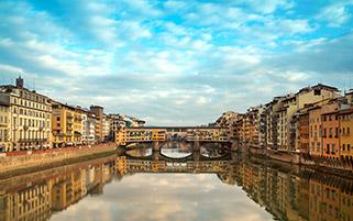 شهر پونته ویکچیو،ایتالیا