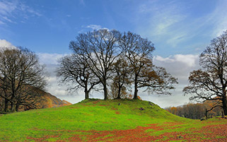 پاییز کامبریا، انگلیس