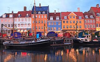 آهنگ کریسمس،کپنهاگ