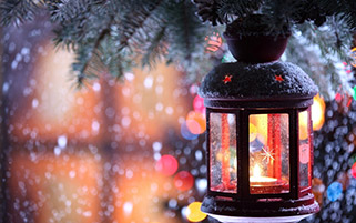 گرمای شب نشینی کریسمس