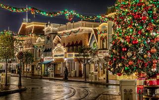 شب با رنگ کریسمس