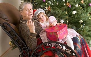 کریسمس با مادربزرگ