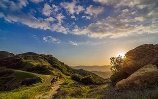 بازگشت کابوی ها،کالیفرنیا