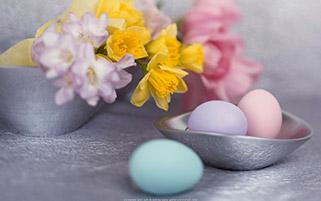 تخم مرغ های رنگی