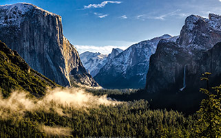 پارک ملی یوسیمیتی، کالیفرنیا