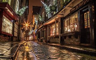 شب دلپذیر کریسمس