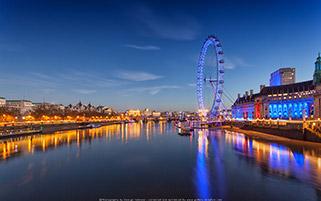 شب پر شور،لندن